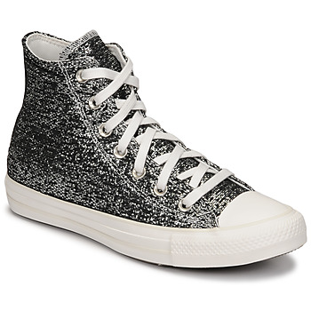 Sapatos Mulher Sapatilhas de cano-alto Converse CHUCK TAYLOR ALL STAR GOLDEN REPAIR HI Preto