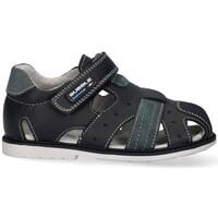 Sapatos Rapaz Sandálias desportivas Bubble 54756 azul