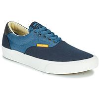Sapatos Rapaz Sapatilhas Jack & Jones JR MORK CANVAS BLOCK Azul
