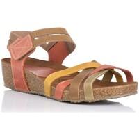Sapatos Mulher Sandálias Interbios 5338 Verde