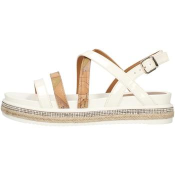 Sapatos Mulher Sandálias Alviero Martini P3A2109041195 Branco