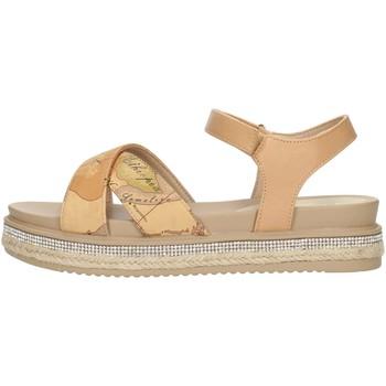 Sapatos Mulher Sandálias Alviero Martini P3A2109030326 Bege