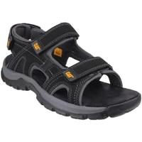 Sapatos Homem Sandálias Caterpillar Giles Preto
