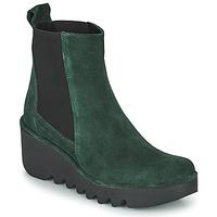 Sapatos Mulher Botins Fly London BAGU Verde