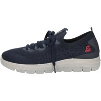 Sapatos Homem Sapatilhas Luisetti 31118TE Azul