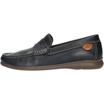 Sapatos Homem Mocassins Luisetti 33901NA Azul