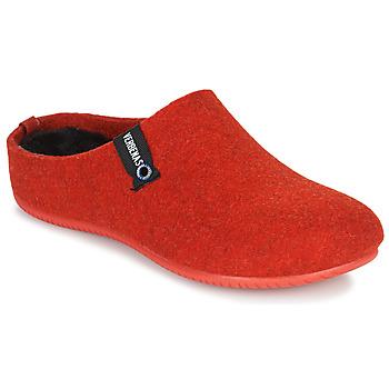 Sapatos Mulher Chinelos Verbenas YORK Vermelho