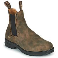 Sapatos Mulher Botas baixas Blundstone ORIGINAL HIGH TOP CHELSEA BOOTS 1351 Castanho