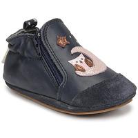 Sapatos Rapariga Pantufas bebé Robeez NICE OWL Marinho