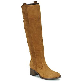 Sapatos Mulher Botas Gabor 7167914 Conhaque
