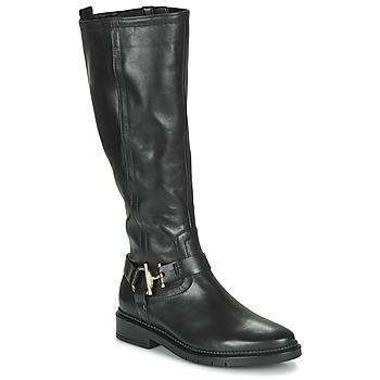 Sapatos Mulher Botas Gabor 7274767 Preto