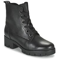 Sapatos Mulher Botins Gabor 7171127 Preto