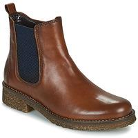 Sapatos Mulher Botins Gabor 7270155 Castanho