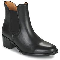 Sapatos Mulher Botins Gabor 7165027 Preto
