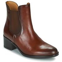 Sapatos Mulher Botins Gabor 7165024 Castanho