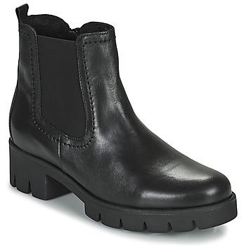 Sapatos Mulher Botins Gabor 7171027 Preto
