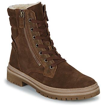 Sapatos Mulher Botins Gabor 7177118 Castanho