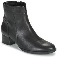 Sapatos Mulher Botins Gabor 7551027 Preto