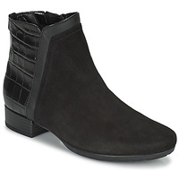 Sapatos Mulher Botins Gabor 7271227 Preto
