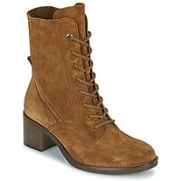 Sapatos Mulher Botins Gabor 7167514 Conhaque
