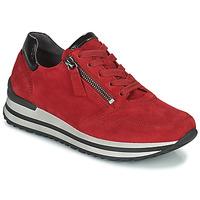 Sapatos Mulher Sapatilhas Gabor 7652868 Vermelho