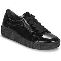 Sapatos Mulher Sapatilhas Gabor 7333497 Preto
