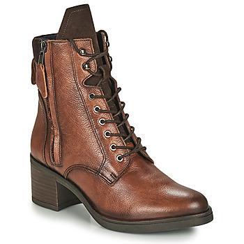 Sapatos Mulher Botins Dorking ROX Castanho