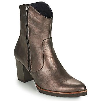 Sapatos Mulher Botins Dorking THAIS Bronze