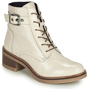Sapatos Mulher Botins Dorking LUCERO Cru