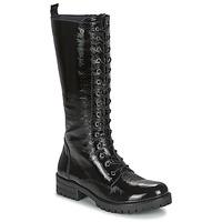 Sapatos Mulher Botas Dorking WALKING Preto