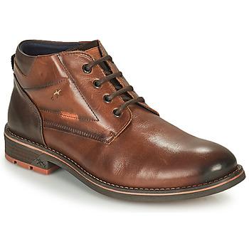 Sapatos Homem Botas baixas Fluchos TERRY Castanho