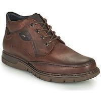 Sapatos Homem Botas baixas Fluchos CELTIC Castanho