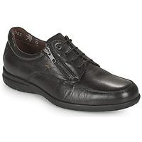 Sapatos Homem Sapatilhas Fluchos LUCA Preto