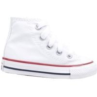 Sapatos Rapaz Sapatilhas de cano-alto Converse  Branco