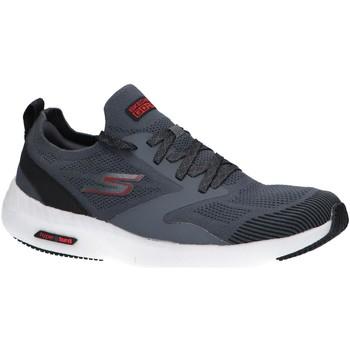Sapatos Homem Multi-desportos Skechers 220045 GO RUN Gris