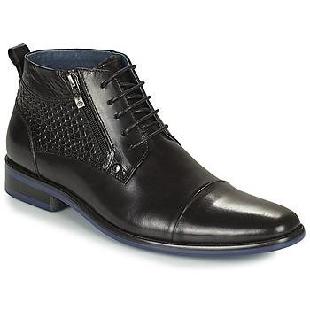 Sapatos Homem Botas baixas Kdopa JACKSON Preto