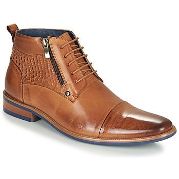 Sapatos Homem Botas baixas Kdopa JACKSON Camel