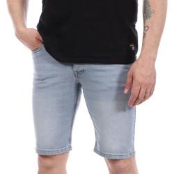 Textil Homem Shorts / Bermudas Lee Cooper  Azul