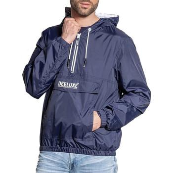 Textil Homem Corta vento Deeluxe  Azul