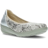 Sapatos Mulher Sabrinas G Comfort G CONFORTO BALERINA CONFORTÁVEL P9525 BRANCO