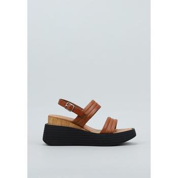 Sapatos Mulher Sandálias Krack  Castanho