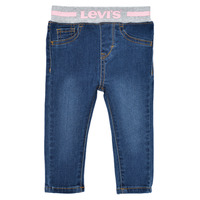 Textil Rapariga Gangas Skinny Levi's PULL ON SKINNY JEAN Rosa