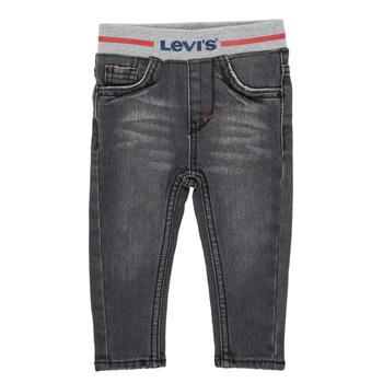 Textil Rapaz Gangas Skinny Levi's THEWARMPULLONSKINNY JEAN Cinza
