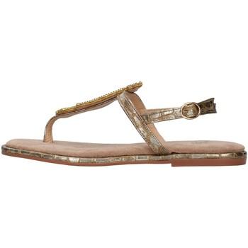 Sapatos Mulher Chinelos Alma Blue V21BL9017 Castanho