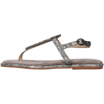 Sapatos Mulher Sandálias Alma Blue V21BL9017 Cinza