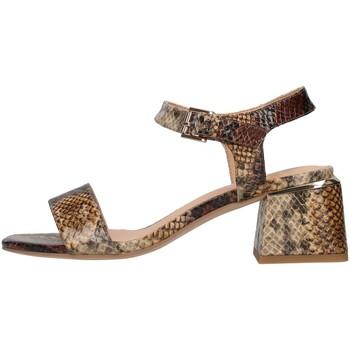 Sapatos Mulher Sandálias Alma Blue V21BL8700 Bege