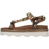 Sapatos Mulher Sandálias Alma Blue V21BL7101 Bege