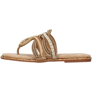 Sapatos Mulher Chinelos Alma Blue V21BL9005 Bege