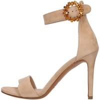 Sapatos Mulher Sandálias Albano 4166 Bege