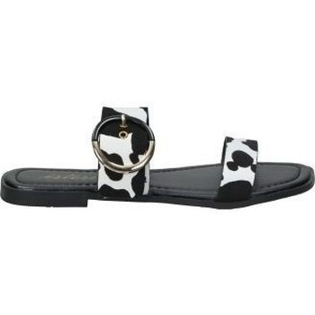 Sapatos Mulher Sandálias Isteria SANDALIAS  21081 MODA JOVEN NEGRO Noir